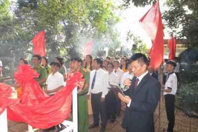 Trường THPT Chu Văn An tổ chức kỉ niệm ngày Nhà giáo Việt Nam 20-11