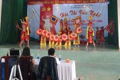 Chào mừng ngày Nhà giáo Việt Nam 20 – 11