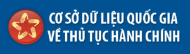 Cơ sở DL quốc gia về TTHC